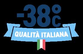 -38°C - Qualità italiana