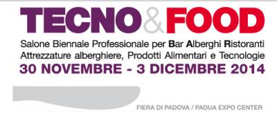 Casta è al Tecno & Food a Padova