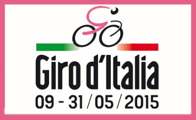 Casta è sponsor del 98° Giro d' Italia