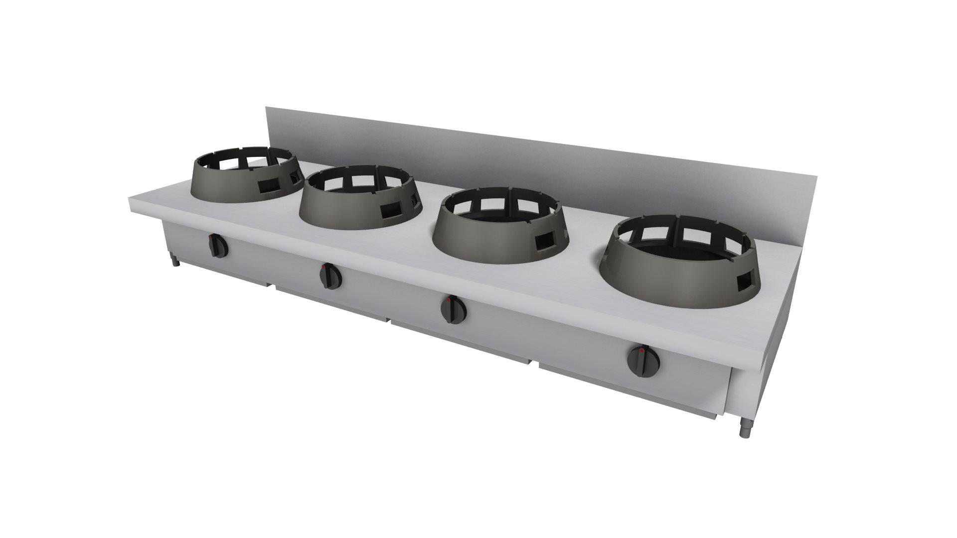 cuisini re wok mod le ls ls cc 04 04200060bb casta. Black Bedroom Furniture Sets. Home Design Ideas