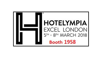 Hotelympia in Londra - March 2018