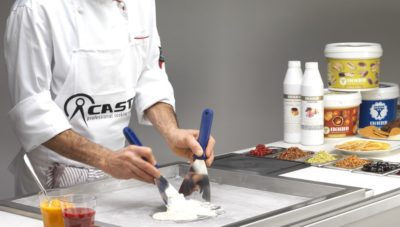 Casta Professional Cooking Equipment: vi sveliamo come è il gelato italo-thailandese
