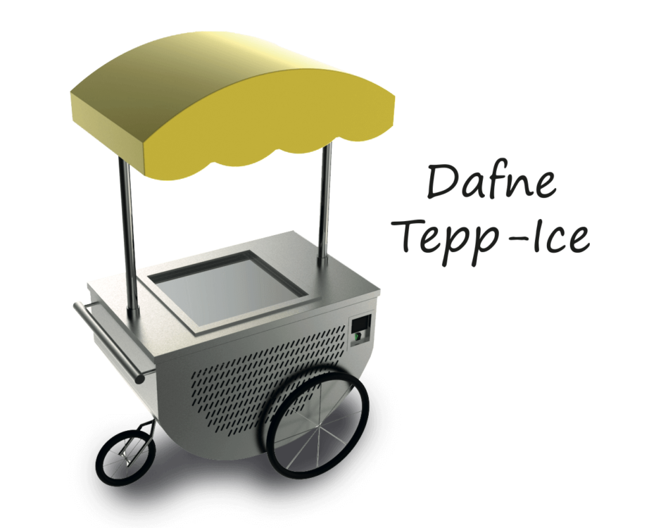 Dafne TEPP-ICE